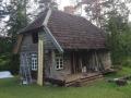 Raplamaa, Märjamaa vald, Pikamäe talu, Lestima küla, saun.