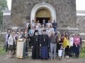 2020. a talgumeeskond koos toetajate ja kirikuisadega
