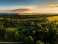 Autor: Kristoffer Vaikla. Hommikuvalgus, Läänemaal, Vormsi saare, Saxby külas.